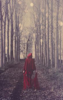 Little Red Riding Hood by PrincessInTheShit