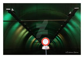 Tunnel 2 by skeggia80