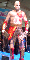 PASBR cosplayers: Kratos 3 by Lynus-the-Porcupine