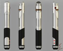 Jaden Korr Possible Lightsaber 2 by Yowan2008