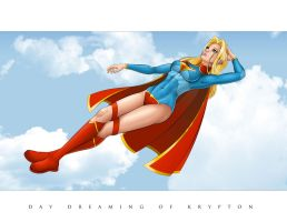 Day Dreaming of Krypton by Spacecowboytv