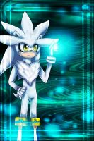 :Silver the Hedgehog: by ShootingStar2552