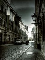 Walk of the City Streets by WojciechDziadosz