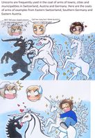 APH: Our manly unicorns by Cadaska