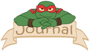 Journal Header by BoxedNaga