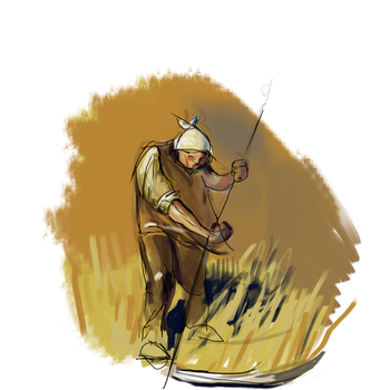 Scythe-worker 10 min practice by FlixTs