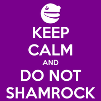 Keep calm and do not shamrock by Ecorapture