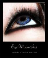 Myself - Eye MakroShot by SnowWhiteSuicide