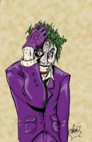 Joker colors by shinlyle