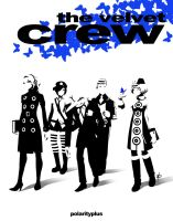 Persona - The Velvet Crew by polarityplus
