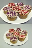 Pie Cupcakes by theRealPadster