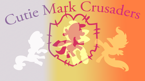 Cutie Mark Crusaders Vector by WaterTribeKayla