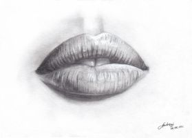 Lips by Andrew-Willson