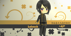 Lelouch by Ajtdsign
