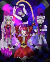 .:Welcome to the circus:. by JustALittleZombie