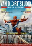 Spiderman magazine Cover by antonvandort