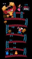 DIDDY KONG LEVEL 1 by mattcandraw