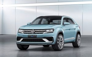 2015 Volkswagen Cross Coupe GTE Concept by ThexRealxBanks