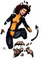 KITTY PRYDE by Mich974