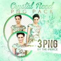 PNG Pack #009: Crystal Reed by the-pierce