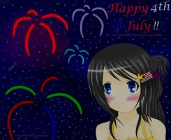 Happy 4th of July!!! by 721animelover4life