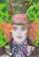 Mad hatter by Epileptic-Zombie