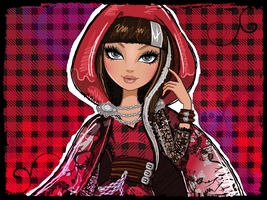 Cerise Hood by puccagirlfan121