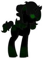 G. :: Shadow pony for Towel by ploofy-floop