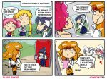Sailor Moon SuperS in a nutshell by Chibi-Jennifer