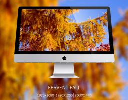 Fervent Fall by Peleber