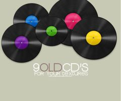 OlDCD's by SweetPhotoEdition