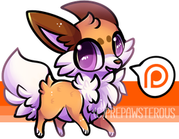 :Fluffy Fox(check out my Patreon): by PrePAWSterous