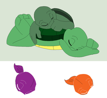 TMNT base 12~Nap Time~ by Xbox-DS-Gameboy