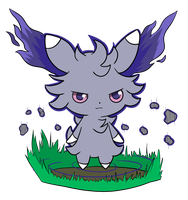 Unrestrained Espurr