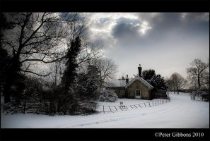 Old Gate House1 by Photo-Joker