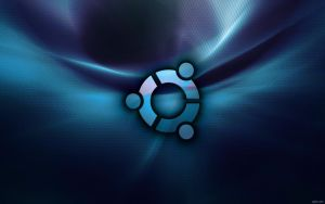 EgFox Ubuntu Design BLUE HD by Eg-Art