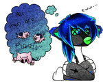 ..: All Men Are Pigs by FlNCH-FACE