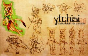 Ytchisi Character Sheet by ledious