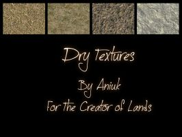 [R] Dry Texture Pack - FeralHeart Textures by giddyfox