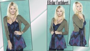 Elisha Cuthbert by ResolutionDesigns
