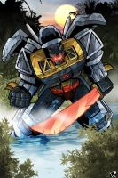 Me Grimlock... King. by MachSabre