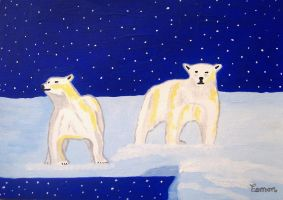 Meanwhile in the antartic by wwwEAMONREILLYdotCOM