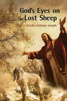 Gods Eyes on the Lost Sheep Joseph Kalpart Cover by storybookillustrator