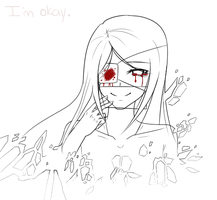 I'm okay. by Kinexuru