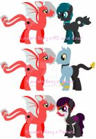 Spiders Song Special Somepony Contest Entry by Kikai-Kumo