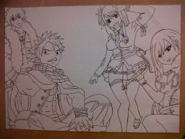 Fairy Tail by Lyza2000