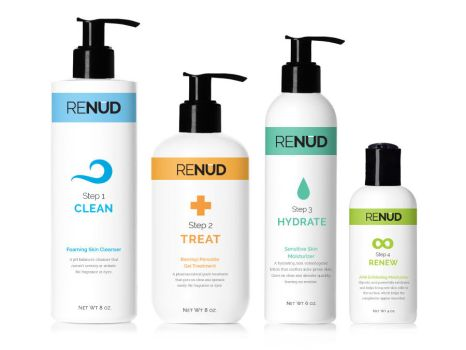 Renud Skincare Line - Packaging by FIRSTxAIDxKIT