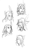 Eleusinian Expressions by pirateferret