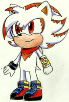Chaos The hedgehog by LuceTheHedgehog