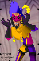 Clopin by Chewilicious